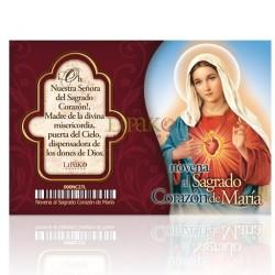 Novena al Sagrado Corazón de María