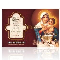 Novena a la Virgen de Schoenstatt