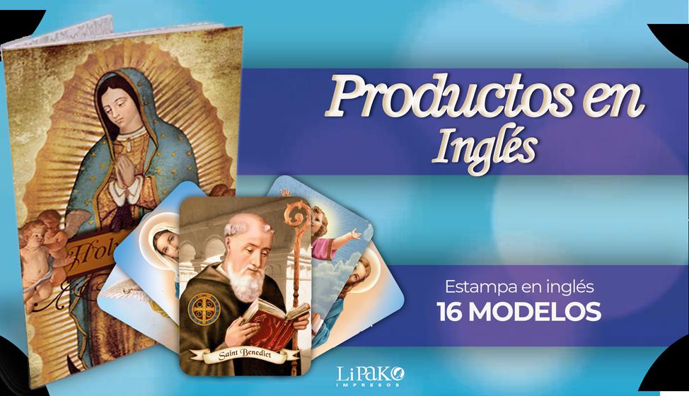 Productos en inglés